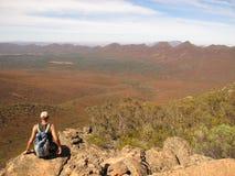 Flinders ranges, south australia Stock Image