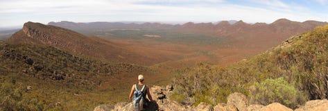 Flinders ranges, south australia Royalty Free Stock Images