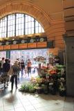 Flinders street train station Melbourne Royalty Free Stock Image