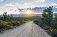 Flinders-Strecken 4 Stockfoto