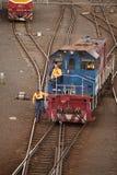 Flinders Street Railway Station Melbourne Royalty Free Stock Photography