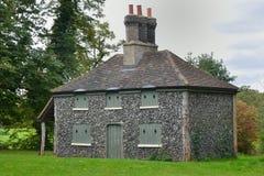Flint Cottage Stock Image