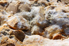 Flint stone Stock Photography