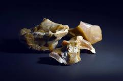 Flint, stone Stock Image