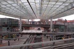 Flintholm-Station Stockbild