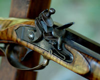 Flintlock fotografia de stock royalty free