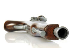 Flintlock pistol Stock Photos
