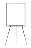 Flip chart royalty free illustration