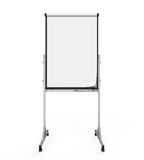 Flip Chart Paper and Board Stock Image