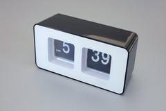 Flip Clock Royalty Free Stock Photo