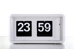 Flip clock Stock Photos