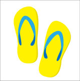 Flip-flop Imagen de archivo libre de regalías
