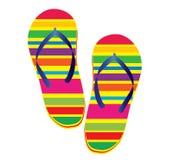 Flip-flop illustrazione di stock