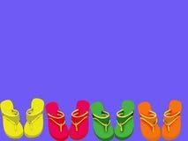 Flip-flop Foto de archivo libre de regalías