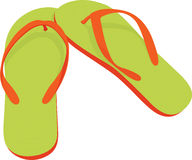 Flip-flop Royalty Free Stock Images