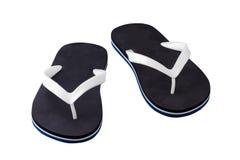 Flip-flop di gomma Immagine Stock Libera da Diritti