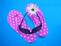 Free Flip Flop Float Royalty Free Stock Images - 2598949