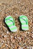 Flip flop sandals Stock Photo