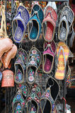 Flip flop shoes on display Stock Photography