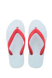 Flip flop OR slipper. Isolated on white background stock image