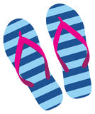 Flip Flop Royalty Free Stock Photos
