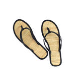Flip Flop On White Royalty Free Stock Image