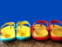 Flip Flops Stock Image