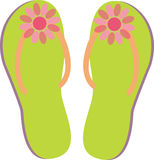 Flip-flops Royalty Free Stock Images