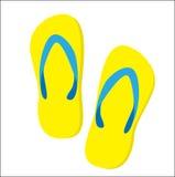 Flip-flops Ilustração Royalty Free