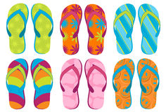 Free Flip Flops Royalty Free Stock Photo - 15098315