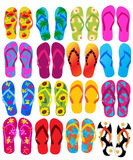 Flip flops Royalty Free Stock Images