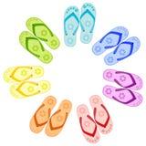 Flip flops Royalty Free Stock Image