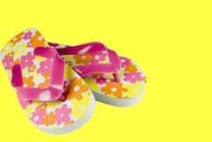 Flip-flops Royalty Free Stock Photography