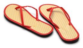 Flip Flops Away Foto de archivo libre de regalías
