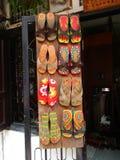 Flip-flops de Melaka Imagem de Stock Royalty Free