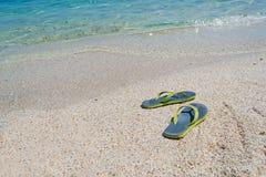 Flip flops Royalty Free Stock Images