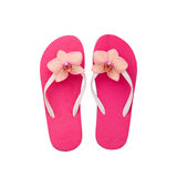 Flip flops isolated Stock Image