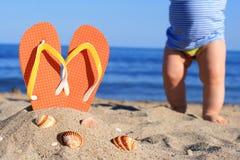 Flip-flops. Stock Photography