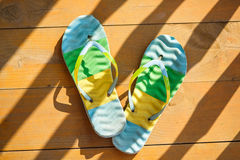 Flip-flops Stock Photos