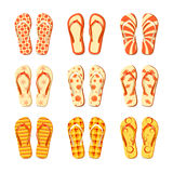 Flip-flops vector Stock Photo