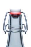 Flip-top bottle Stock Images