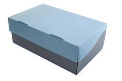 Flip Top Shoe Box royalty free stock photography