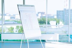 Flipchart Royalty Free Stock Images