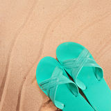 Flipflops. Stockbild