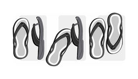 Flipflops Stock Image