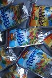 Flipper Rio d ` oro owoc doprawiał napój dla dzieci obraz stock