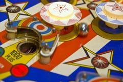 Flipperspel Royalty-vrije Stock Afbeeldingen