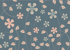 Flippige Blumen Lizenzfreies Stockbild