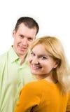 Flirt Stock Image