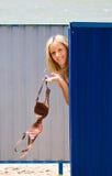 flirt Stock Photography